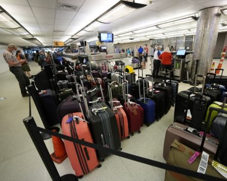 US plans to make airlines refund fees if bags are delayed