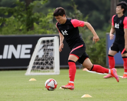 Tokyo-bound midfielder ready to apply lessons learned from previous Olympics