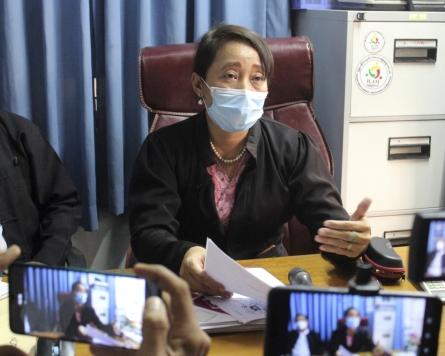Myanmar's Suu Kyi vaccinated against Covid-19 in military custody: lawyer