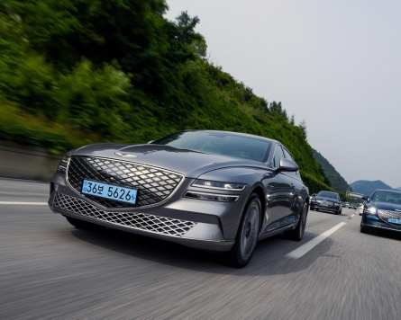 Genesis poised to take on EV world with G80