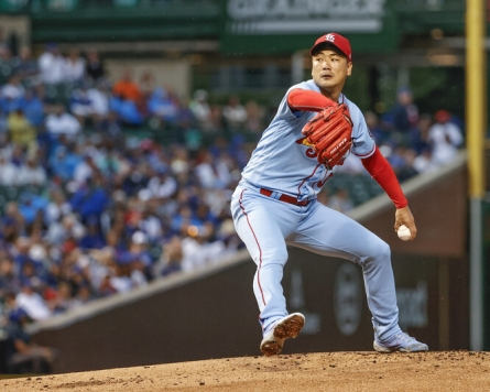 S. Korean pitchers on roll, hitters in playoff position as MLB season's 1st half ends