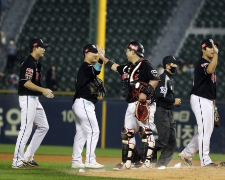 Youngest franchise on top as 1st half of KBO season comes to abrupt halt