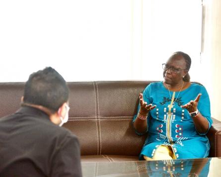 [Diplomatic Circuit] Kenya is gateway to African market: cabinet secretary