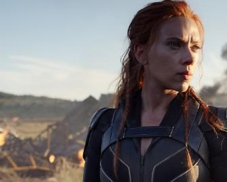 'Black Widow' tops weekend S. Korean box office for 2nd straight week