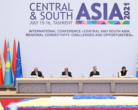 [Diplomatic Circuit] Uzbekistan holds conference on regional connectivity