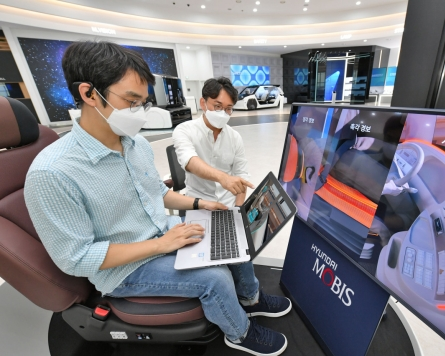 Hyundai Mobis develops brainwave detector for drivers to prevent drowsy driving