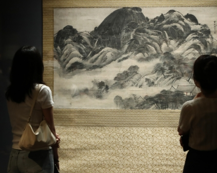 Late Samsung Chairman's vast art trove open for public view
