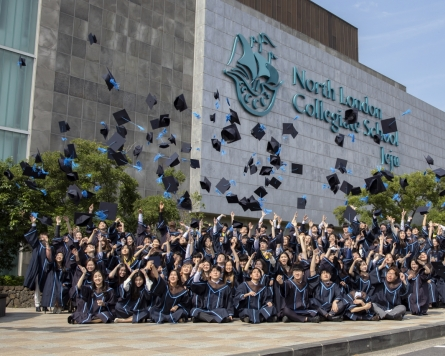 NLCS Jeju students excel in IB Diploma exam again