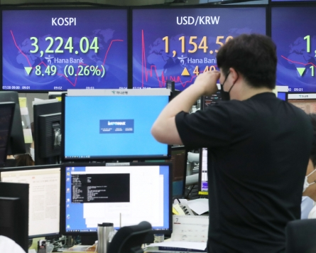 Seoul stocks open slightly lower on China uncertainties