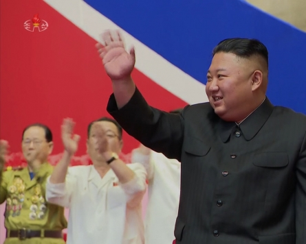 NK leader makes no mention of nuclear deterrence at national conference of war veterans