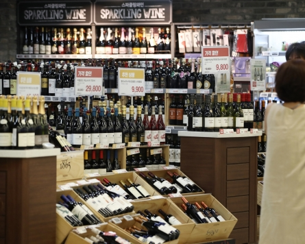 Wine imports hit record-high in H1 over growing drinking-at-home culture
