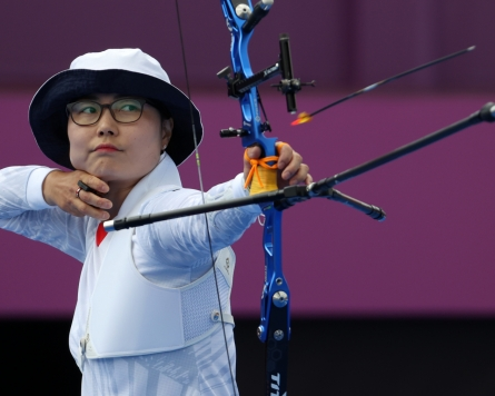 [Tokyo Olympics] Naturalized Japanese archer 'proud' of S. Koreans' Olympic success