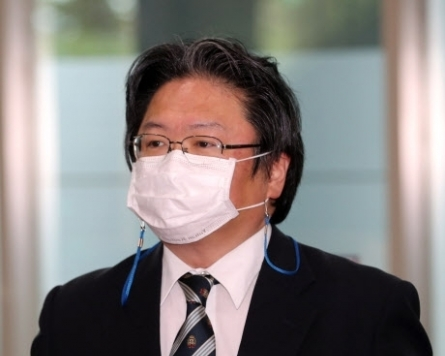 Senior Japanese Embassy diplomat recalled home after disparaging remarks against Moon