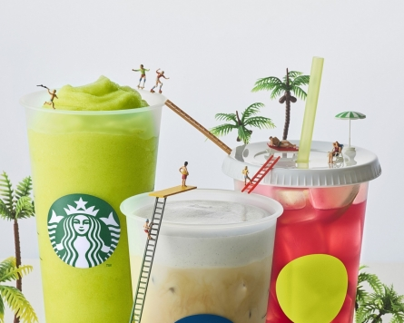 [Photo News] Starbucks Korea, Mini launch collaboration merch