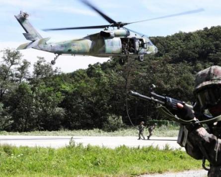 South Korea, US still in talks over drills: Defense Ministry