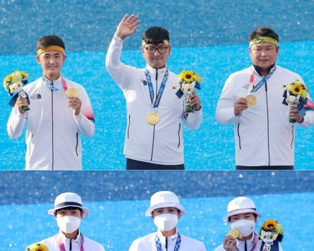 [Tokyo Olympics] S. Korea falls short of medal target in 1st Olympics during pandemic