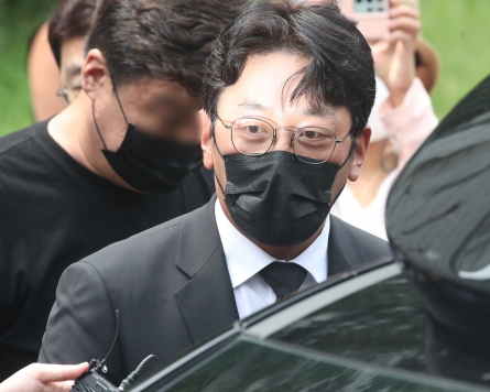 Prosecution seeks 10 mln-won fine for actor Ha Jung-woo over illegal propofol use
