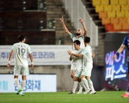 Long week ahead for K League clubs playing rescheduled matches during pandemic