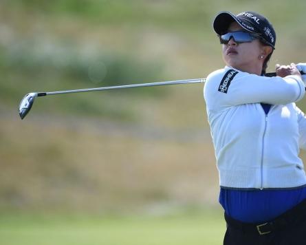 Kim Sei-young ties for 13th at LPGA season's final major