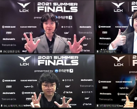 Damwon Kia and T1 to clash for LCK Summer title