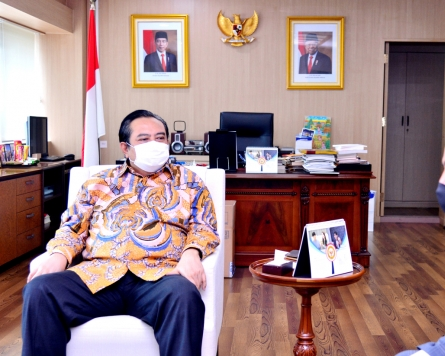 Indonesian ambassador calls for global unity to fight climate change