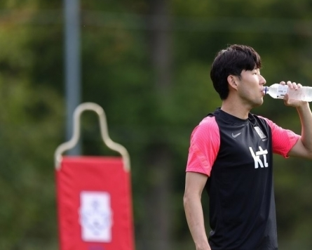 S. Korean captain Son Heung-min to miss World Cup qualifier vs. Lebanon with leg injury