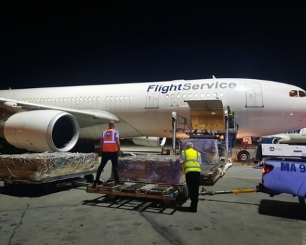 Second batch of COVID-19 vaccines departs from Romania