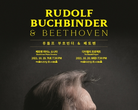 Beethoven specialist Buchbinder to perform old, new repertoires
