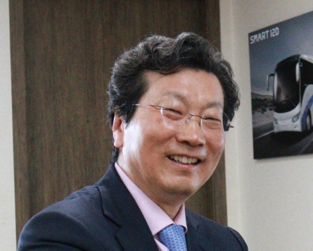 [Herald Interview] Edison Motors chief counters skepticism over SsangYong bid