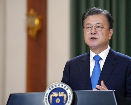 Moon heading to New York for UN General Assembly