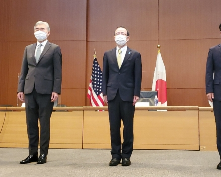 US ready to help address N. Korea humanitarian concerns regardless of denuclearization: envoy