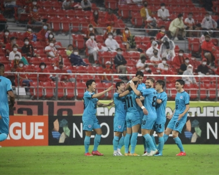 Daegu FC eliminated in round of 16 at AFC Champions League