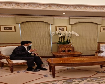 Vice FM meets Oman's top diplomat, discusses bilateral cooperation
