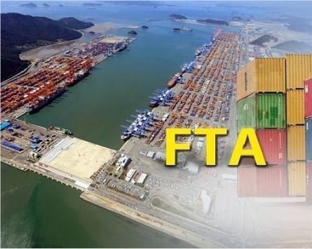 Trade between Seoul, London remains bullish on bilateral FTA