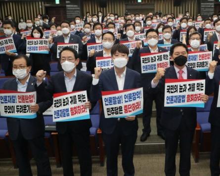 Human rights groups call for revising media bill