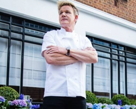 Gordon Ramsay to bring his burgers to Seoul
