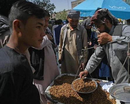 Hazara farmers say Taliban have ordered them off their lands