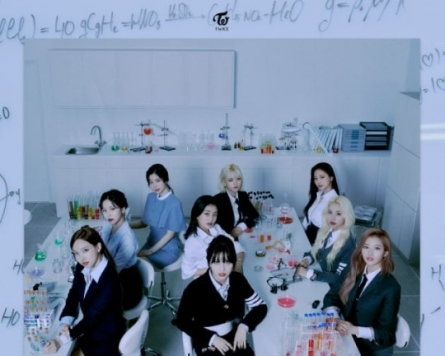 [Today's K-pop] Twice to release 3rd LP in November