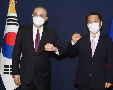 S. Korea's top nuclear envoy says Russia's role 'important' in restarting N. Korea talks
