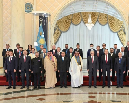 Kazakhstan hosts sixth CICA meeting on regional cooperation and dialogue