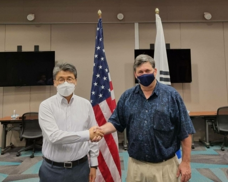 S. Korean, US diplomats discuss follow-up measures on summit agreement