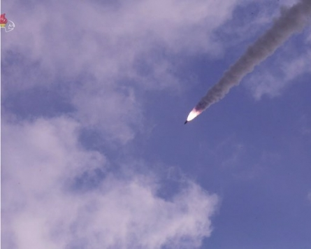 N. Korea says its recent SLBM test-launch not targeting US