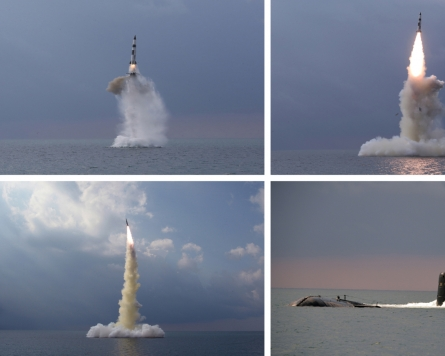 NK: SLBM test not aimed at US