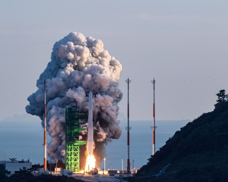 Korea sees silver lining in Nuri launch