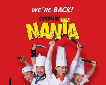 Non-verbal show 'Nanta' to return after more than 20 months