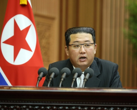 Kim says NK-China ties are 'sealed in blood,' will strengthen for generations