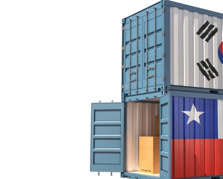 S. Korea, Chile to hold 6th round of talks on amending FTA