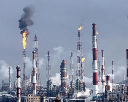 S. Korean oil refiners log increase in exports on reviving global demand