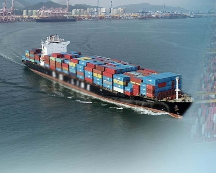 S. Korea's yearly trade volume tops $1tr at fastest pace ever