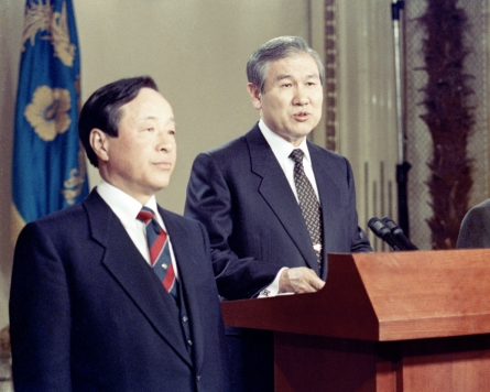 Former President Roh, a key man in military coup and witness to democratization